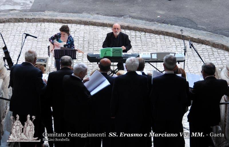 """Concerto del """"Cor Unum"""" diretto dal M° Angelo Olivieri - 30 maggio 2016"""
