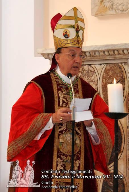 S. E. l'Arcivescovo Fabio Bernardo D'Onorio
