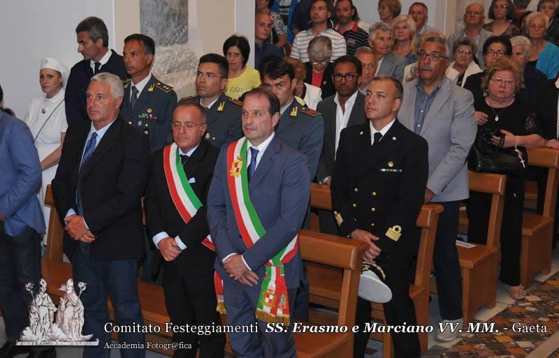 Solenne messa pontificale presieduta da S. E. l'Arcivescovo Fabio Bernardo D'Onorio nella Basilica Cattedrale