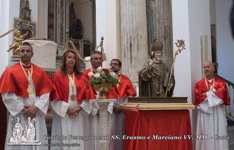 Celebrazione Eucaristica e benedizione dei portatori