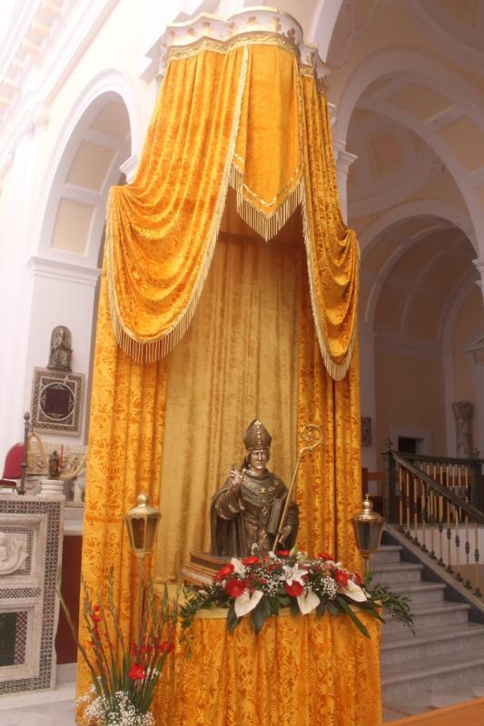 Il busto di San Marciano